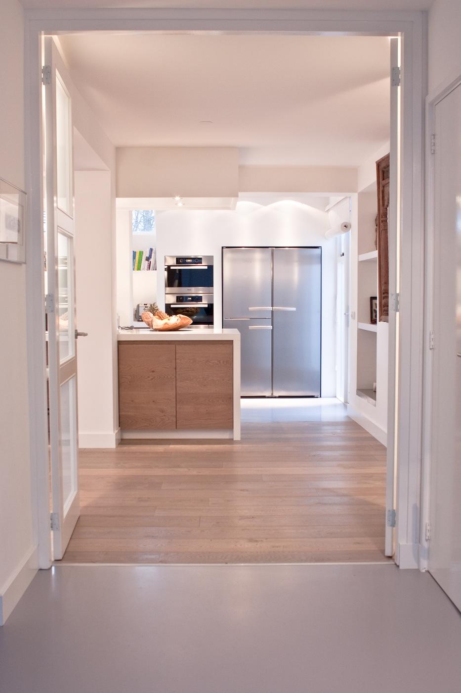 Onze projecten morefloors vloeren breda - Faience giet keuken moderne ...