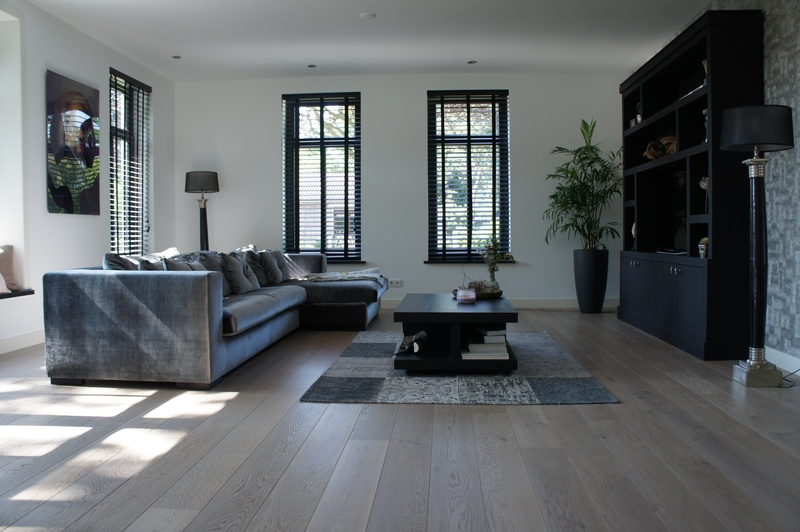 Houten Vloer Woonkamer : Houten vloer keuken i love my interior