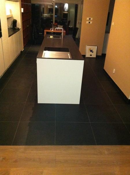 Foto album vloeren for Tegel pvc imitatie tegel cement