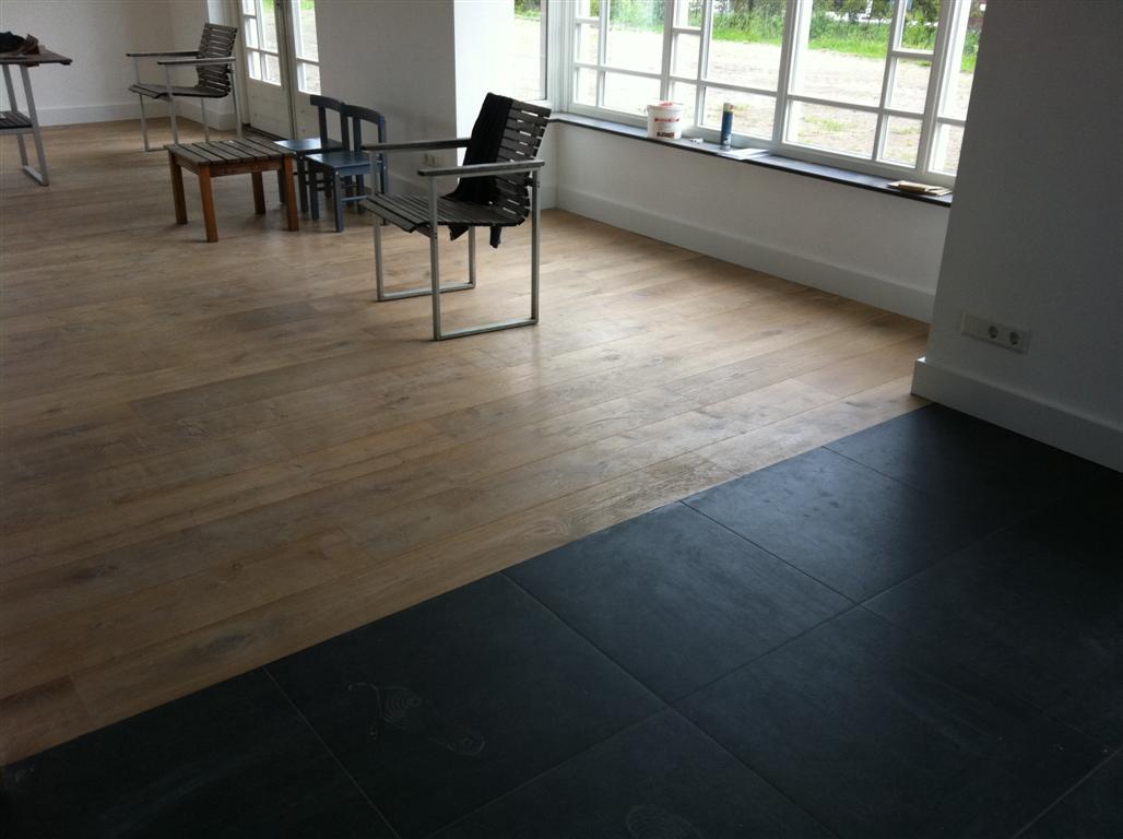 Foto album vloeren - Hardhouten vloeren vloerverwarming ...